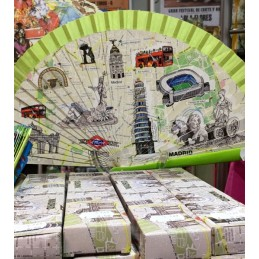 "Fan ""Madrid"" collection"