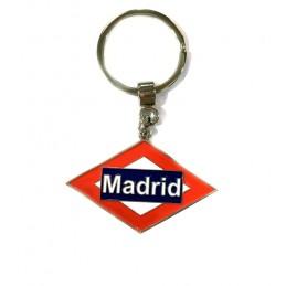 Porte-clés Madrid