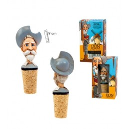 "Cork stopper ""Don Quijote"""