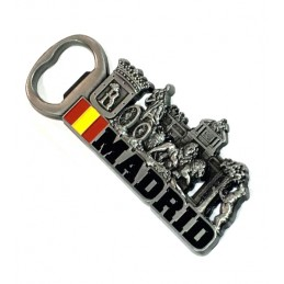 Madrid Bottle Openers