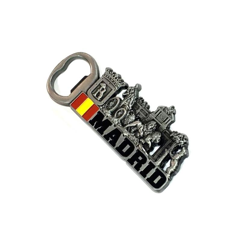 Madrid Bottle Openers