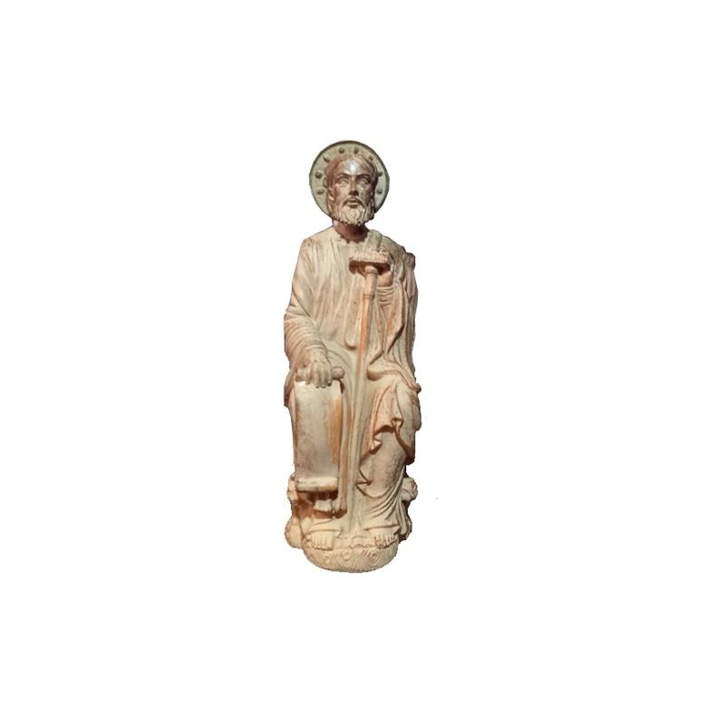 Réplica de la figura del Apóstol Santiago de Compostela (A Coruña)