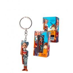 """Keychain of """"Don Quixote de la Mancha"""""""