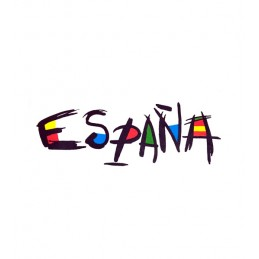 "T-shirt ""España"" for adult"