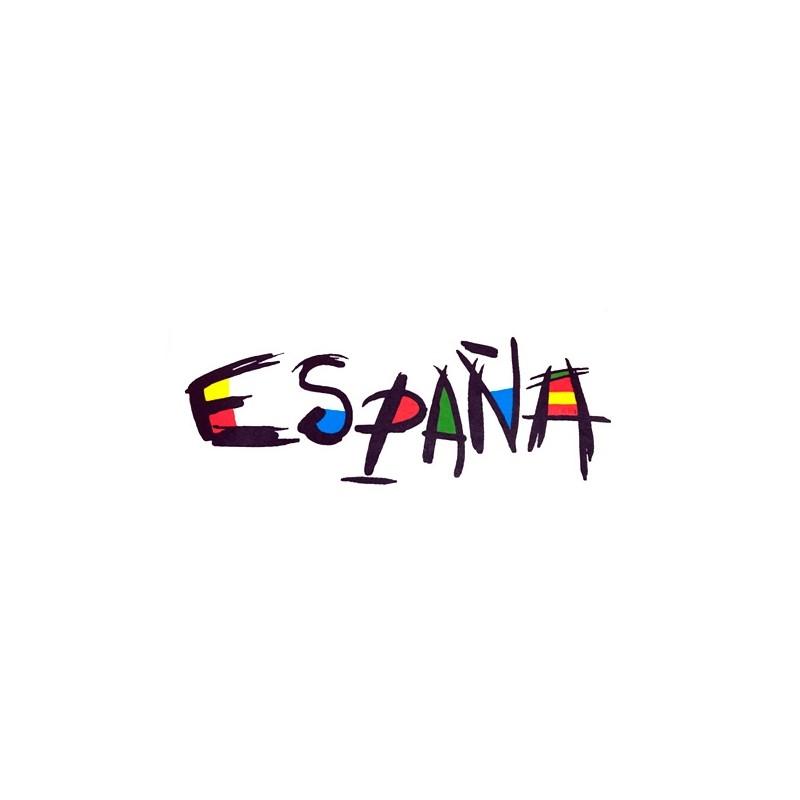 "T-shirt ""España original"" adulte"