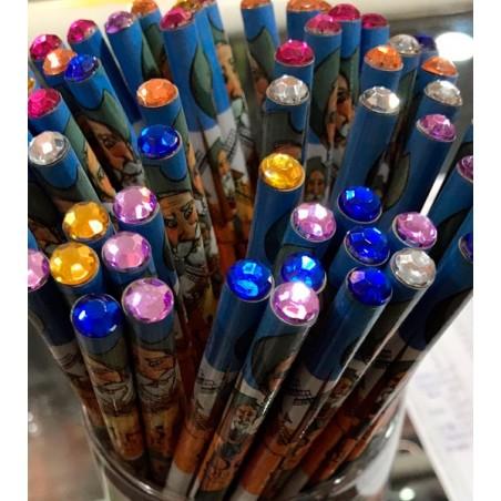 """Pencils of """"Don Quixote de la Mancha"""""""