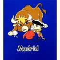 """Bull and matador""  Children T-Shirt"