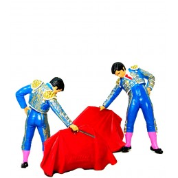 """Matador with muleta"" Figure"