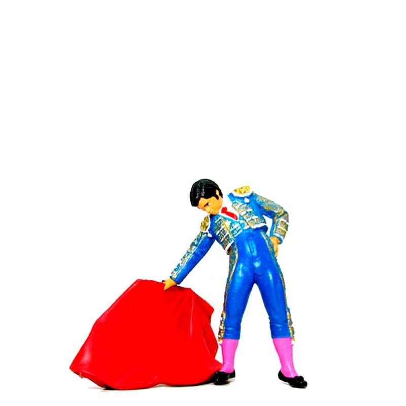 """Matador with muleta"" Figure"