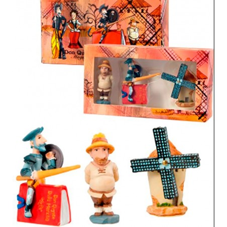 Magnets de Don Quichotte