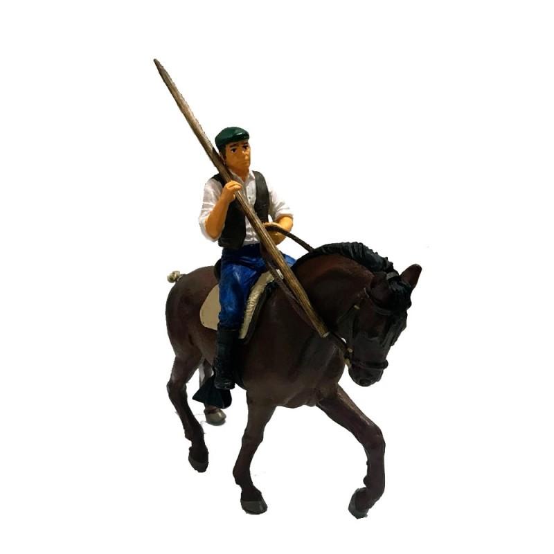 Mayoral on horseback toy