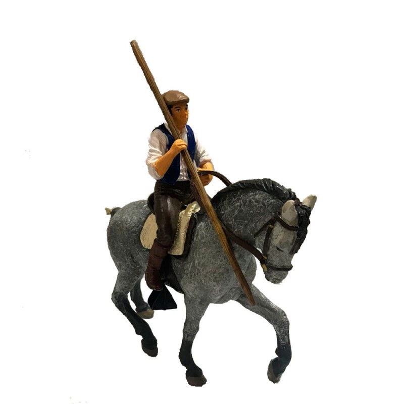 Mayoral on horseback toy