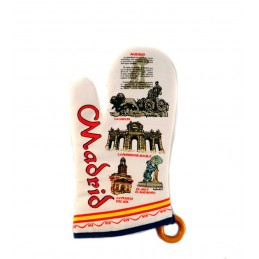 Madrid oven mitt