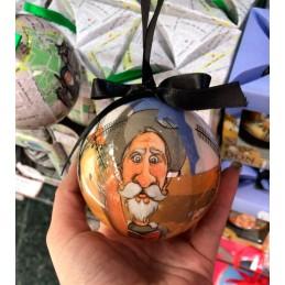 """Bolas de Navidad """"Don Quijote"""""""