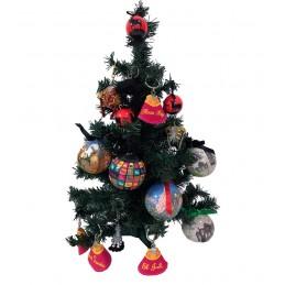 """Madrid"" Christmas decoration"