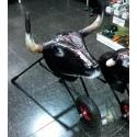 Charrette d'entrainement de torero pour enfants