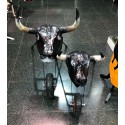 Bull training car for children