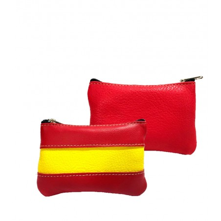 "Coin purse ""Flag of Spain"""