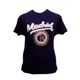 "T-shirt ""Madrid Original avec Ours et Madroño"""