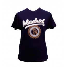 "T-shirt ""Madrid Original with Bear and Madroño"""