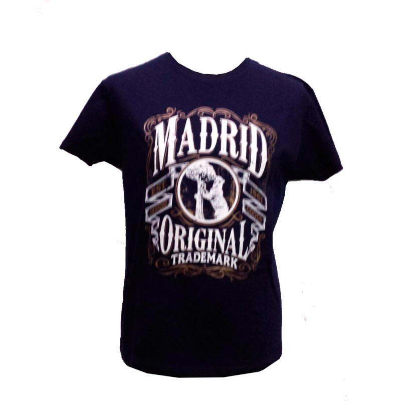 "Camiseta ""Madrid cultural"" adulto"