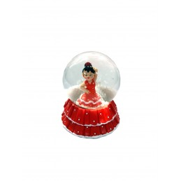 "Snowball ""Flamenco Dancer"""