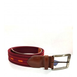 "Belt ""Flag of Spain"""