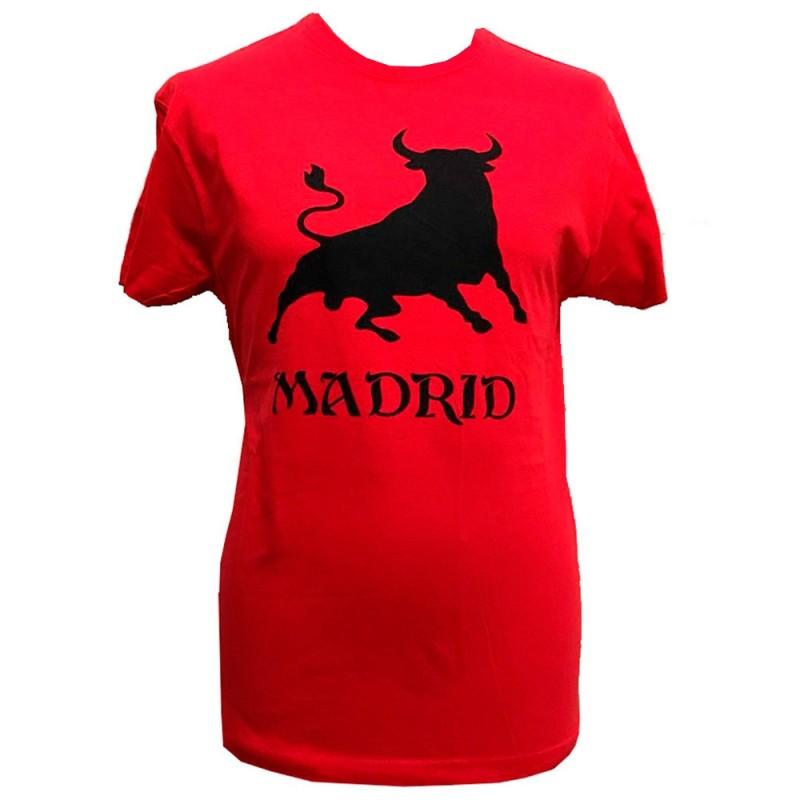 Bull T-Shirt Adult