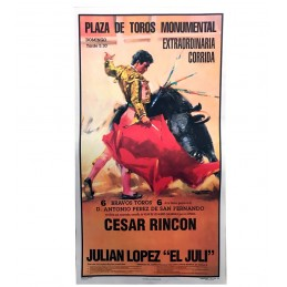 Cartel Taurino