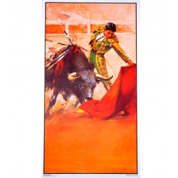 Bullfight posters