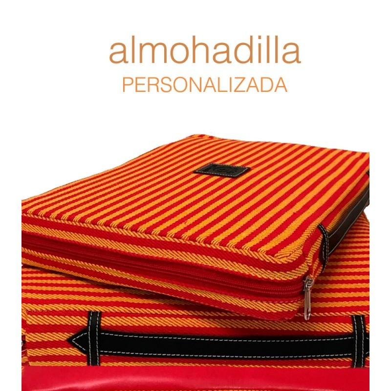 "Almohadilla taurina ""España"" personalizada"