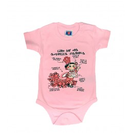 """Flamenca"" t-shirt body de bébé"