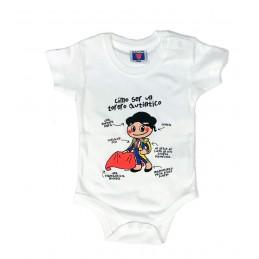 Camiseta Body de Torero para bebé