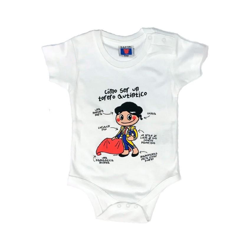 Bullfighter Baby Body
