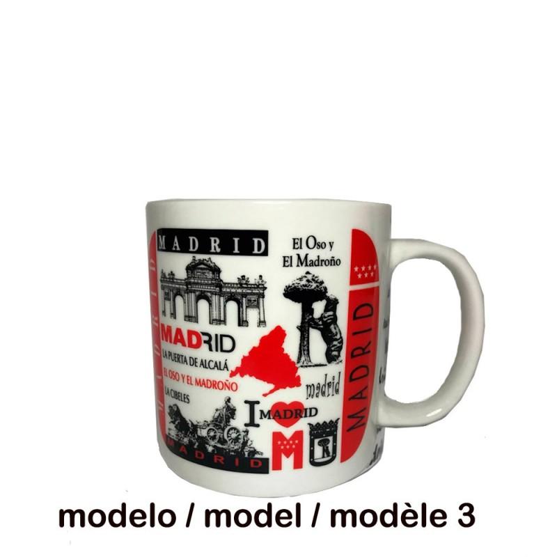 """Mug """"Madrid Souvenirs"""""""