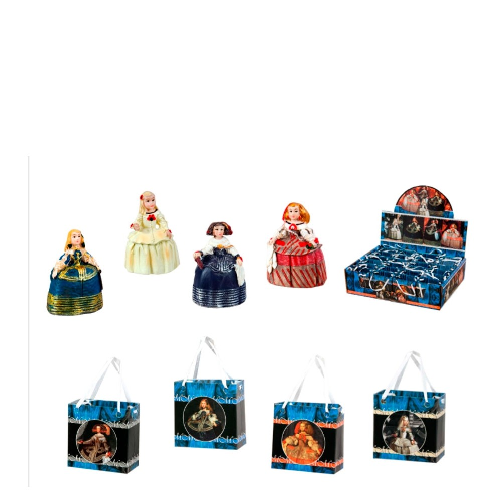 Mini Meninas by Velazquez
