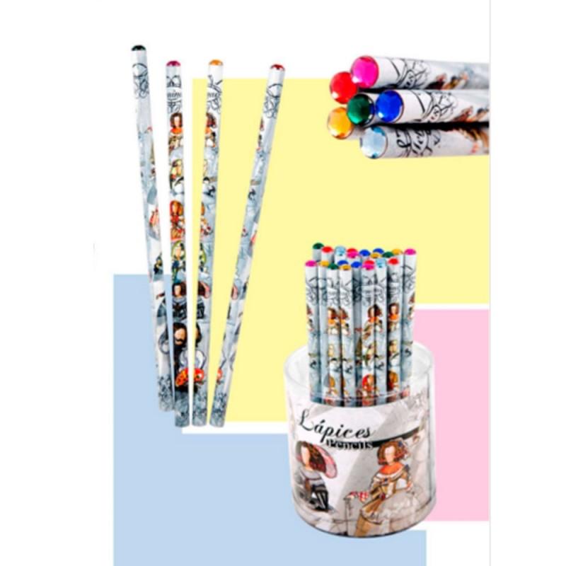 "Pencil ""Meninas de Velazquez"""