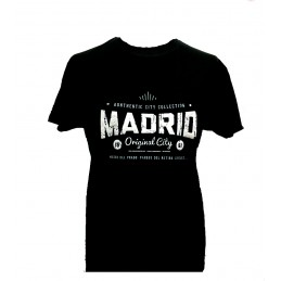 "Camiseta ""Madrid original city"" adulto"