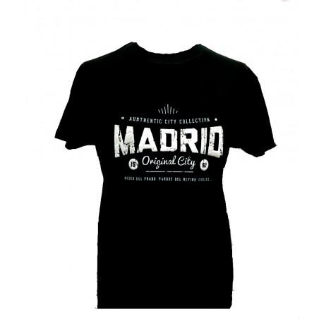 "Camiseta ""Chic Mardrid"" adulto"