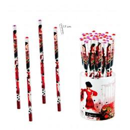 "Crayons collection ""flamenco"""