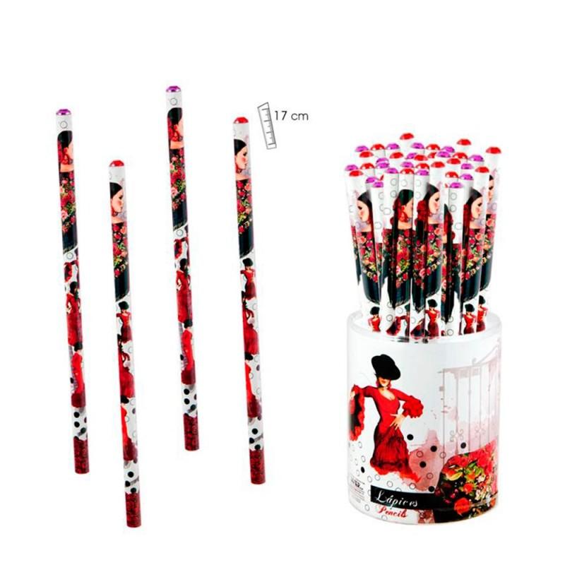 """Pencils """"Flamenco"""" collection"""