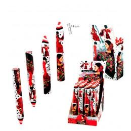 """Eraser """"Flamenco dancer"""" collection"""