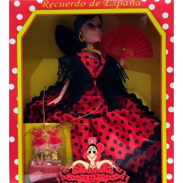 """La Flamenquita"" Doll"