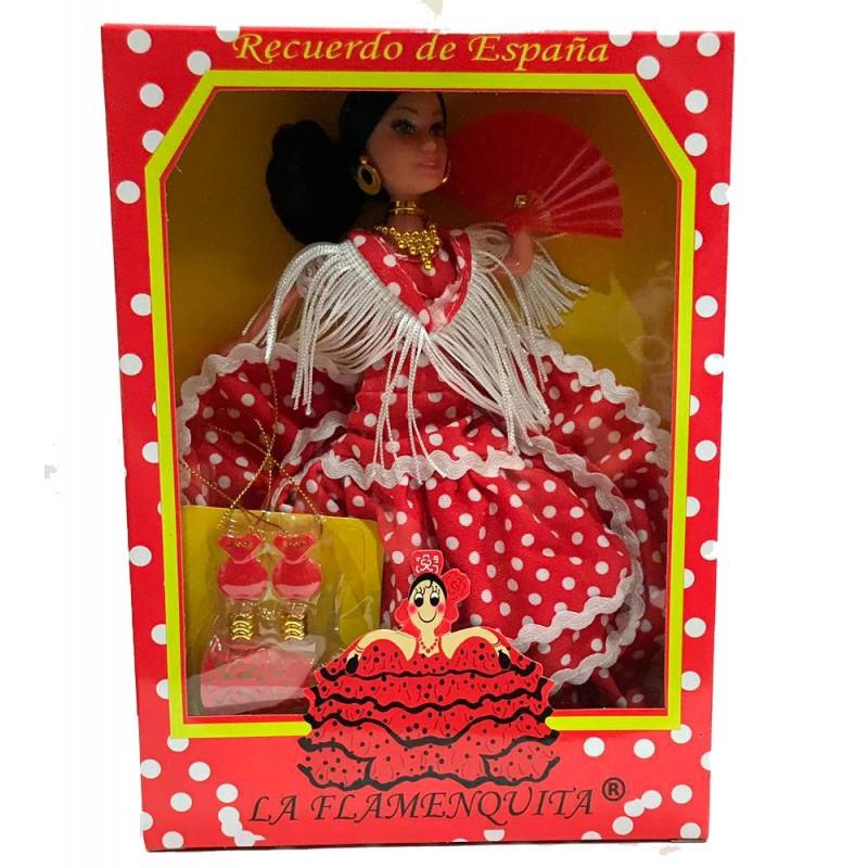 """Muñeca """"La Flamenquita"""""""