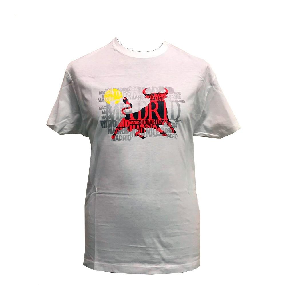 "T-shirt ""Toro Madrid"" adulte"