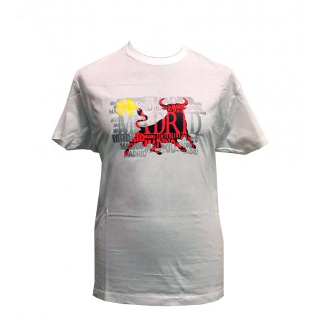 """Madrid Toro"" adult T-shirt"