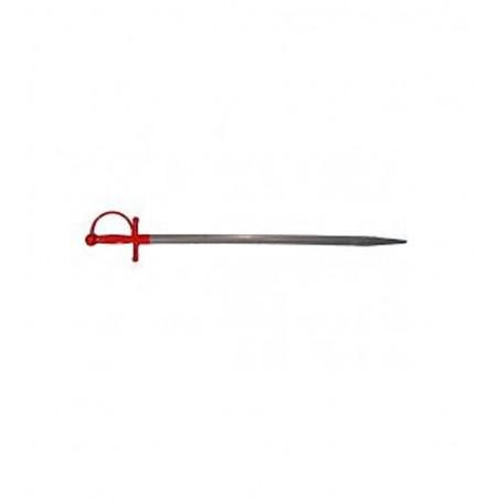 Children's plastic costume sword