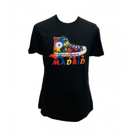 "Camiseta ""Madrid Zapatilla"" adulto"