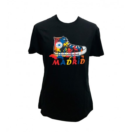"""Madrid Zapatilla"" T-shirt adult"