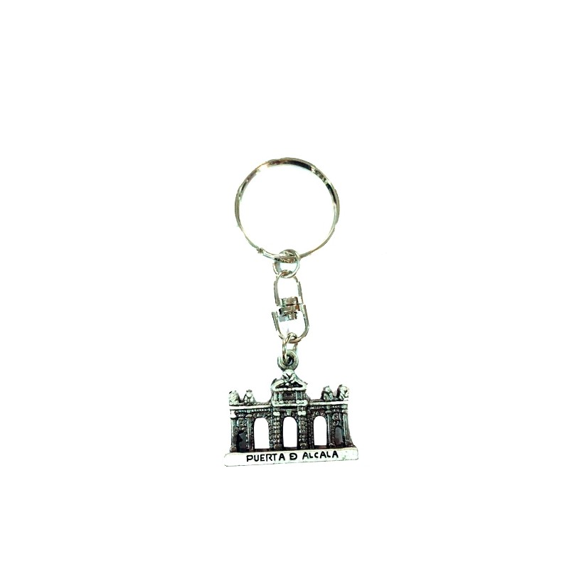 Madrid Keychains